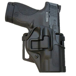 BLACKHAWK! SERPA CQC HK SFP9, VP9/40 Belt/Paddle Concealment Holster Left Hand Polymer Matte Black 410579BK-L