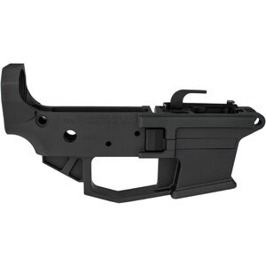 Angstadt Arms 0940 Pistol Caliber AR-15 Lower Receiver 9mm/.40 S&W/.357 SIG Billet Aluminum Accepts GLOCK Style Magazines Black Finish