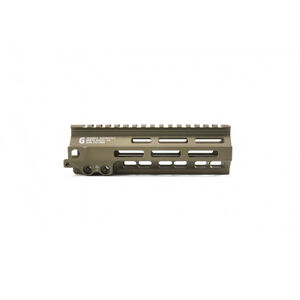 "Geissele AR-15 Super Modular Rail Mk8 7"" M-Lok Aluminum Desert Dirt 05-363S"