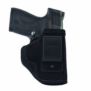 Galco Stow-N-Go SIG Sauer P238 Inside Waistband Holster Right Hand Leather Black STO608B