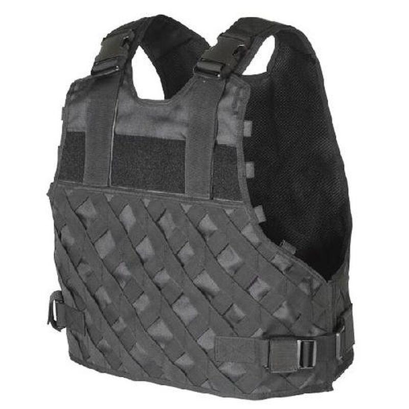 Voodoo Tactical I.C.E. Variable Advanced Assault Tactical (VAAT) Plate Carrier Nylon Small and Medium Black 20-9032001339