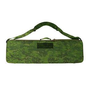 "Grey Ghost Gear Single Rifle Case 38""x11""x4"" Carrying Strap Nylon MultiCam Tropic"