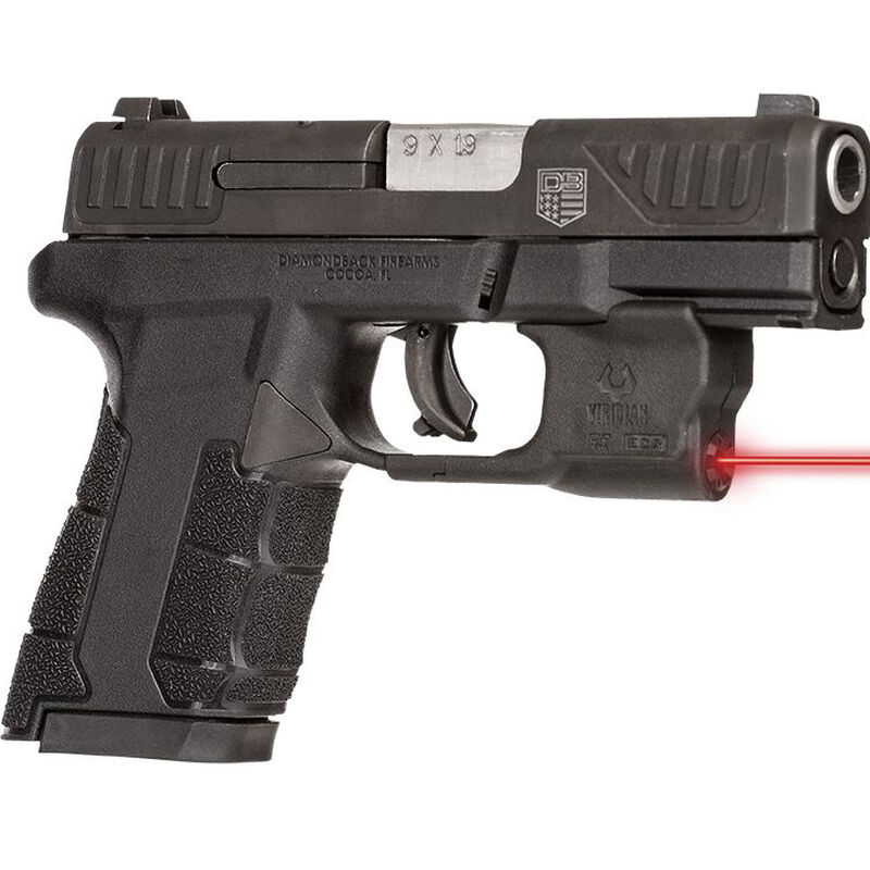 Viridian Reactor 5 Gen 2 Red Laser Sight for Diamondback AM2 with Ambidextrous IWB Holster