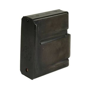 Ruger Scout Rifle 5 Round Magazine .308 Win Steel Black