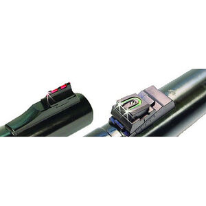 Williams Firesight Set Mossberg 500 Shotguns Fiber Optic Sights Steel/Aluminum Matte Black