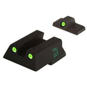 Mako Meprolight Tru-Dot HK45/HK45C/HK-P30/HK-P30L Handgun Night Sights Green/Green ML11545