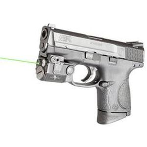 Viridian S&W M&P 9 and 40 C5L Green Laser and Tactical Light 100 Lumens 1x CR2 Battery with TacLoc Holster Aluminum C5L-PACK-C2