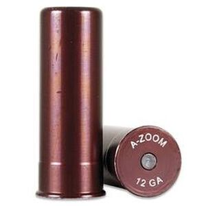 A-Zoom 12 Gauge Snap Caps 2 Pack 12211