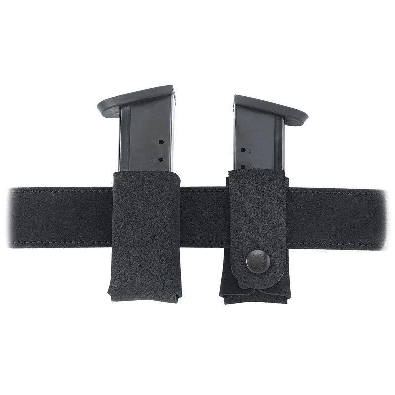 Galco Carry Lite Mag Pouch M&P and GLOCK Magazines Leather Black