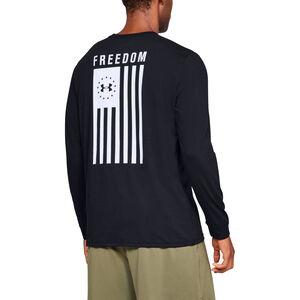 UA Freedom Flag Long Sleeve T-Shirt