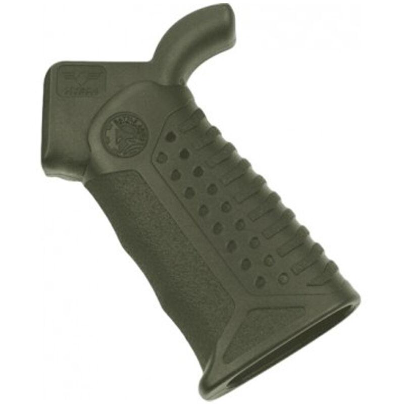 Battle Arms Development BAD-ATG Adjustable Tactical Grip Polymer OD Green