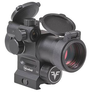 Firefield Impulse 1x30 Red Dot Sight 3 MOA Reticle Unlimited Eye Relief Aluminum Housing Matte Black Finish