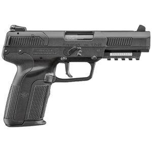 "FNH USA FN Five-Seven 5.7x28mm Semi Auto Pistol 4.8"" Barrel 20 Rounds Adjustable Sights Polymer Frame Matte Black"