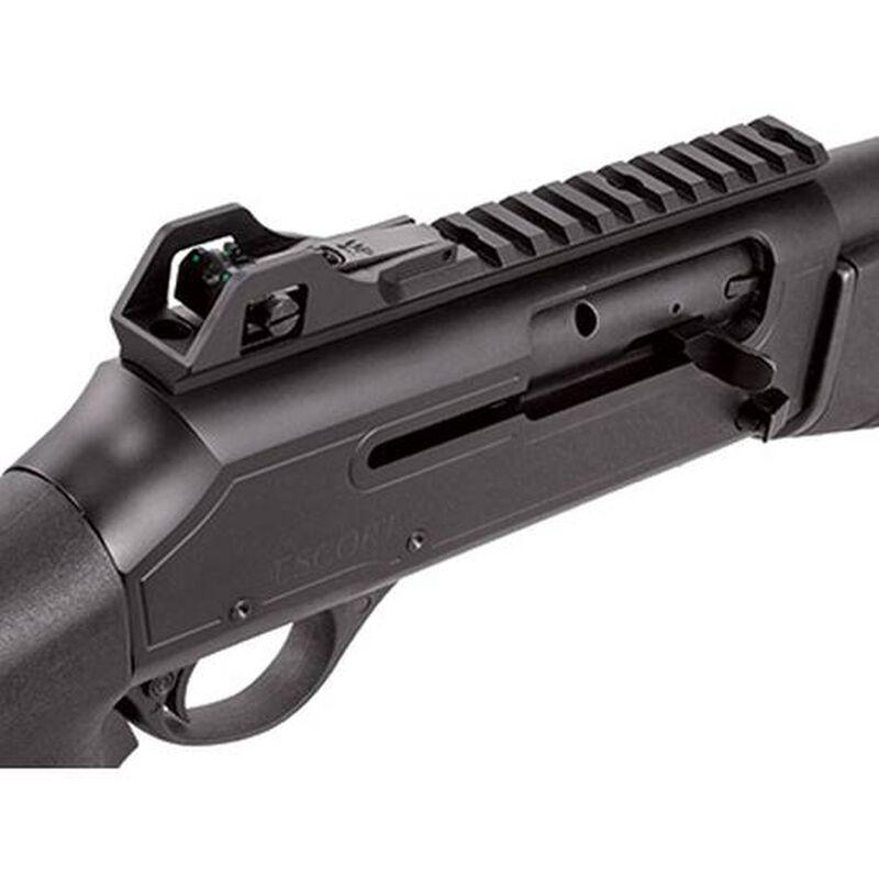 "Escort MP-S/A Tactical Semi Automatic Shotgun 12 Gauge 18.5"" Barrel 5 Rounds TacStock 2 Pistol Grip Buttstock Matte Black Finish HAT00072"
