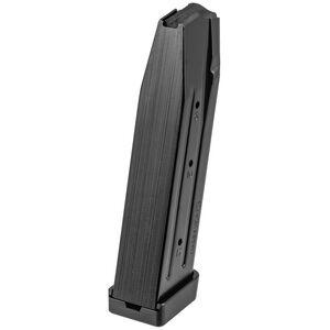 SIG Sauer P320 Legion Factory Magazine 9mm Luger 17 Rounds Steel Black