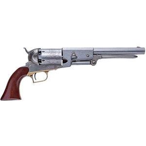 "Cimarron Walker's Walker .44 Caliber Black Powder Revolver 9"" Barrel Texas Ranger Limited Edition Co. A Walnut Grip Aged Blued Finish"