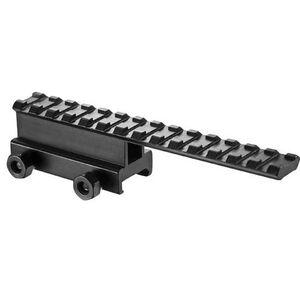 Barska AR-15 Flat Top Riser Mount Aluminum Black AW11748