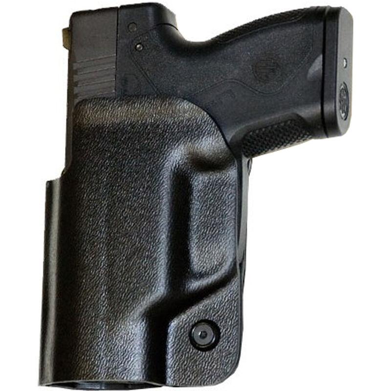Beretta BU Nano ABS Belt Holster Left Hand Draw Thermo Formed Nylon Matte  Black E00808