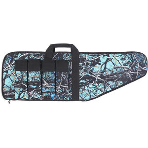 "Bulldog Cases Rifle Case 38"" Nylon Muddy Girl Serenity Camo SRN10-38"
