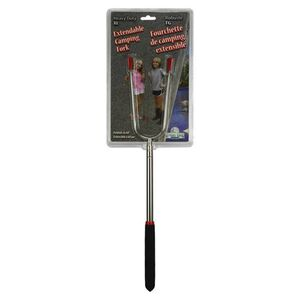 """Extendable Camping Fork Heavy Duty, 16"""" to 60"""""""