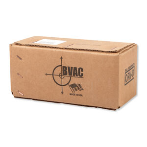 BVAC 9mm Luger Ammunition 500 Rounds Reloaded JHP 115 Grains R9115HPVP500