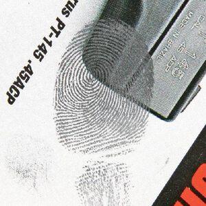 Armor Forensics Bi-Chromatic Magnetic Fingerprint Powder 1 oz