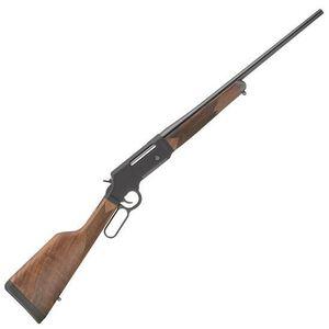 "Henry Long Ranger Lever Action Rifle .223 Rem/5.56 NATO 20"" Barrel 5 Rounds No Sights Walnut Stock Blued Finish"