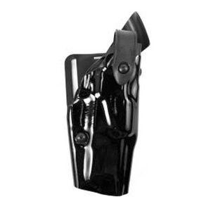 Safariland 6360 ALS Duty Holster Glock 20, 21 Level 3 Retention Right Hand SafariLaminate Hi Gloss Black 6360-383-91