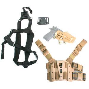 Blackhawk Serpa Combo Kit - Size Medium Torso Coyote Tan (Beretta Only)