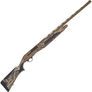 "Tristar Viper Max Semi Auto Shotgun 12 Gauge 28"" Barrel 3.5"" Chamber Synthetic Stock Bronze/Mo Blades"