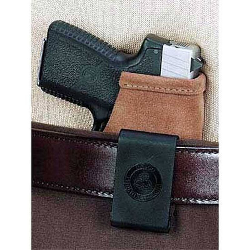 """Galco Inside Pant Stow-N-Go Holster Right Hand Natural 5"""" 1911 STO212"""