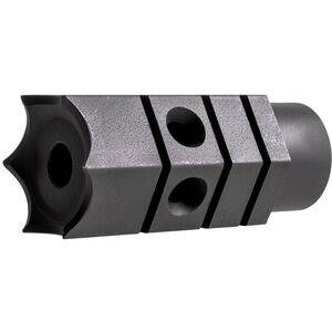 Phase 5 Weapons Systems AR-15 Muzzle Break .223/5.56 Caliber 1/2x28 TPI Mil-Spec Black Parkerized Finish