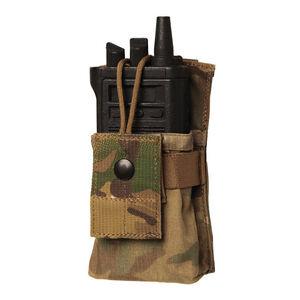 BLACKHAWK! Small Radio/GPS Pouch MOLLE Compatible Nylon Multicam