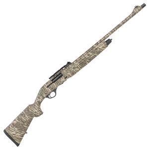 "Escort PS Turkey Hunter 12 Gauge Semi-Auto Shotgun 24"" Barrel 3"" Chamber 4 Rounds F/O Front Sight Synthetic Stock Alloy Receiver Mossy Oak Bottomland Finish"