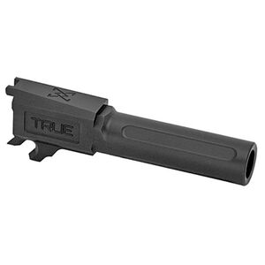 True Precision SIG Sauer P365 Non-Threaded Drop In Replacement Barrel 9mm Luger Black Nitride Finish