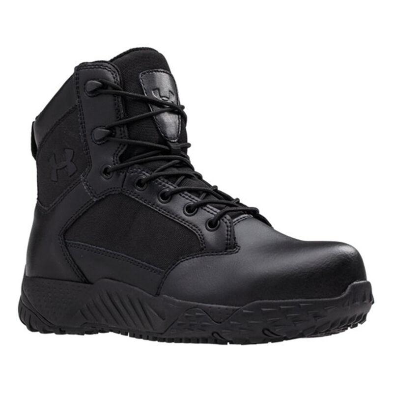 Under Armour Women's Stellar Tactical Boot 8 Black