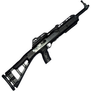 "Hi-Point Firearms 995TS Semi Auto Carbine 9mm 16.5"" Barrel Blued 10 Rounds Polymer Skeleton Stock Black 995TS"