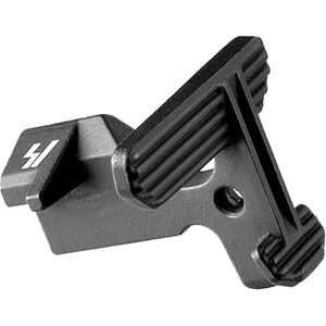 Strike Industries AR-15 Extended Bolt Catch Wide Surface Steel Black SI-AR-XBC
