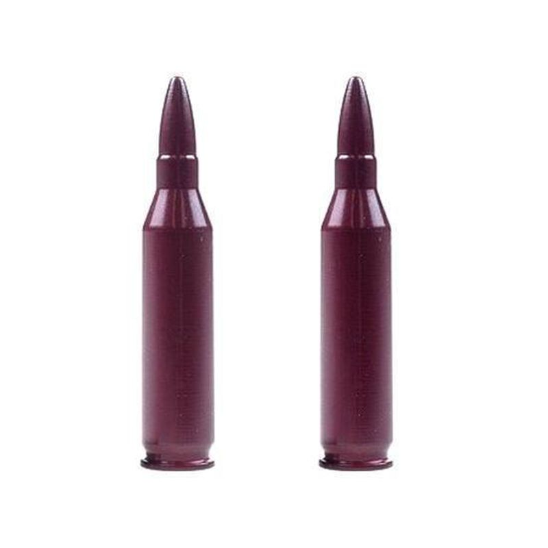 A-Zoom Precision Metal Snap Caps .243 Winchester Aluminum 2 Pack 12223