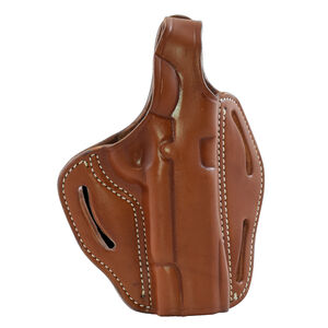 1791 Gunleather BHX-1 Dual Position OWB Thumb Break Belt Holster Full Size 1911 Models Right Hand Draw Leather Classic Brown