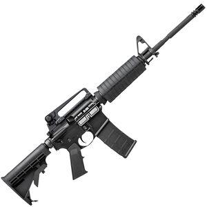 "Stag 15 M4 Series AR-15 Semi Auto Rifle 5.56 NATO 16"" Barrel 30 Rounds A2 Front Sight Mil-Spec Furniture Carbine Stock Matte Black Finish"