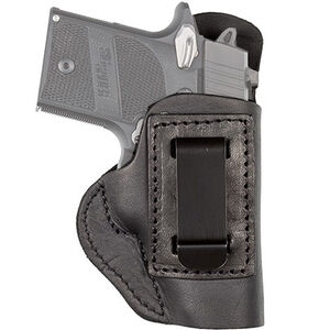 Tagua Gunleather SS 1836 Soft Holster Springfield XD/XD(M) Full Sized and Similar IWB Right Hand Draw Premium High Quality Leather Black Finish