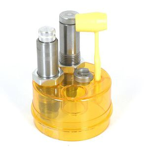 Lee Precision 7mm Remington Magnum Collet Neck Sizer 2 Die Set 90720