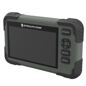 """Stealth Cam STC-CRV43X HD Touch Screen Card Reader with 4.3"""" Display"""