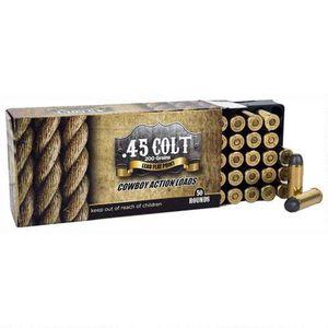 American Cowboy .45 Colt 50 Rounds 200 Grain Lead Flat Nose 636fps