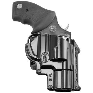Fobus Belt Holster Rossi R351/Taurus 605 Right Hand Polymer Black TA85BH