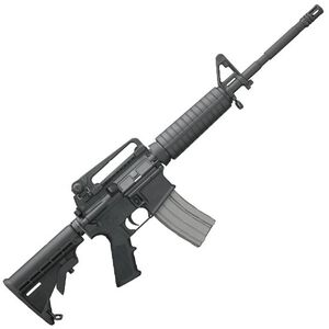 "Bushmaster M4A3 Patrolman AR-15 5.56 NATO Semi Auto Rifle, 16"" Barrel 30 Rounds"
