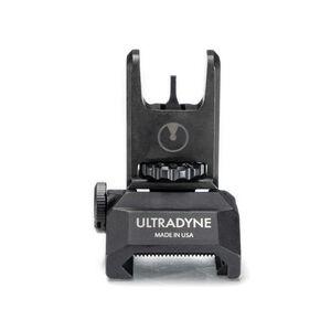 Ultradyne C2 Folding Front Sight Blade Style Post Black