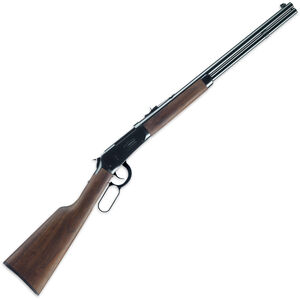 "Winchester Model 94 Short Lever Action Rifle .450 Marlin 20"" Barrel 7 Rounds Walnut Stock Blued"