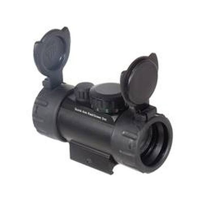 Leapers UTG Red/Green Dot ITA Scope 30mm QD Mount SCP-RG40SDQ